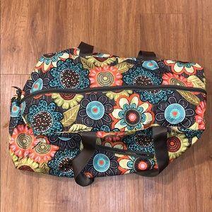 Vera Bradley Bags - Vera Bradley Collapsible Duffel Bag
